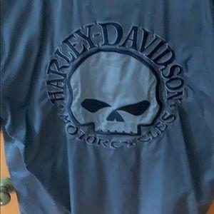 Harley-Davidson Mechanic button up shirt